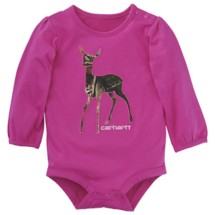 Infant Carhartt Realtree Xtra Deer Bodyshirt