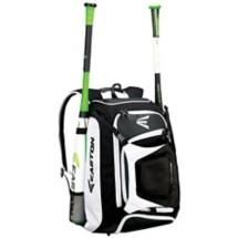 Easton Walk Off Bat Backpack - White