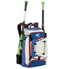 Easton Walk Off Bat Backpack - Stars and Stripes