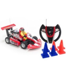 Cobra Kart Crazy Mini RC Car