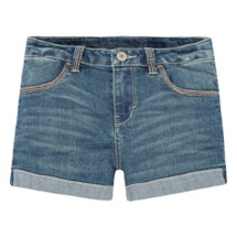 Youth Girls' Levi's Thick Stitch Short