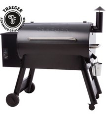 Traeger Pro Series 34- Blue Grill