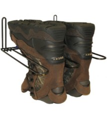 Wall Mount Boot/Wader Rack