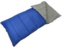 Exxel Outdoors Blue Lake 3 lb. Sleeping Bag