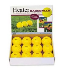 Heater Sports Pitching Machine Baseballs