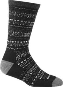 Women's Darn Tough Pebbles Crew Light Cushion Socks