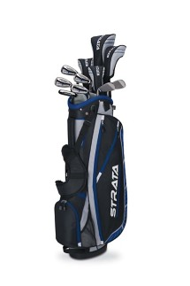 Men's Strata Plus 16-Piece Complete Club Set
