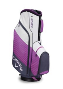 Women's Callaway Chev Golf Cart Golf Bag