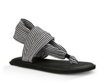Preschool Girl's Sanuk Yoga Sling Sandals