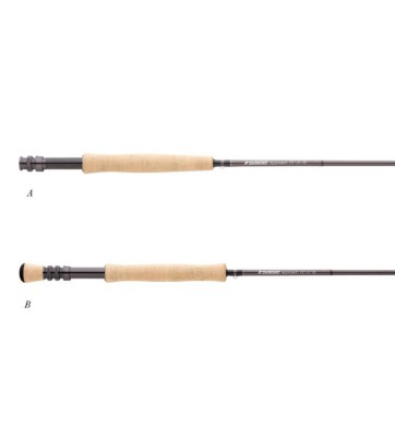 sage approach fly fishing rod scheels