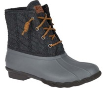 Women's Sperry Saltwater Rope Embossed Boots