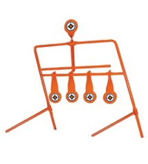 Do-All Outdoors .22 Caliber Auto Reset Jr Target