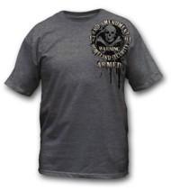 Men's Bonehead Outfitters Skull Crossbones T-Shirt