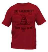 Men's Bonehead Outfitters Don't Tread T-Shirt