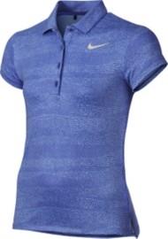Youth Girls' Nike Printed Golf Polo