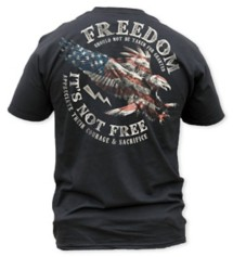 Men's Bonehead Outfitters Freedom Bird T-Shirt