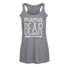 Women's LC Trendz Mama Bear Tank