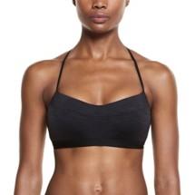 Women's Nike Iconic Heather Sculpt Bikini Top