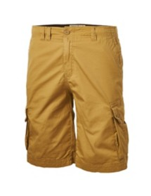 Men's Seeded & Sewn Stretch Tobacco Cargo Shorts