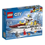 LEGO City Fishing Boat Creative Play Toy