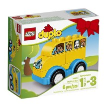 LEGO DUPLO My First Bus Building Kit