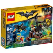 LEGO Batman Movie Scarecrow Fearful Face-Off Building Kit