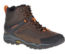 Men's Merrel Everbound Ventilator Mid Waterproof Hiking Boots