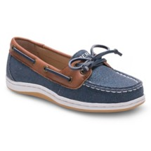 Youth Girl's Firefish Sparkle Boat Shoes