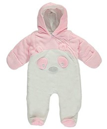 Quiltex Infant Bunting Bear