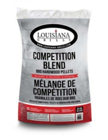 Louisiana Grills All Natural Hardwood Pellets Competition Blend