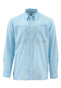 Men's Simms Ultralite Long Sleeve Shirt