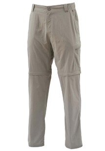 Men's Simms Superlight Zip Off Pant