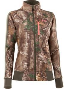 Women's Under Armour Ayton Fleece Jacket