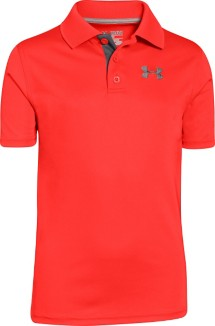 Youth Boys' Under Armour Match Play Polo