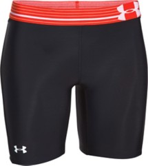 Women's Under Armour Strike Zone Slider Short