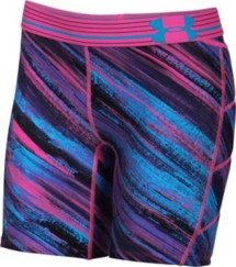 Women's Under Armour Strike Zone Slider Printed Short