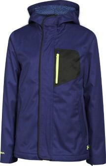 Youth Girls' Under Armour ColdGear Infrared Gemma 3-in-1 Jacket
