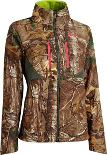Women's Under Armour ColdGear Infrared Speed Freek Jacket