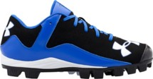 Youth Under Armour Leadoff Low RM Baseball Cleats