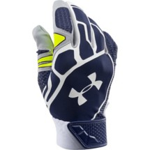 Adult Under Armour Motive II Batting Gloves