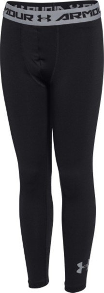 Youth Boys' Under Armour HeatGear Fitted Leggings
