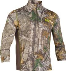 Men's Under Armour NuTech 1/4 Long Sleeve Shirt