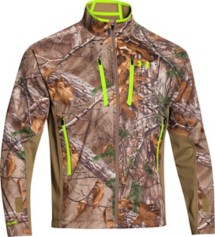 Men's Under Armour Storm Scent Control Softershell Jacket