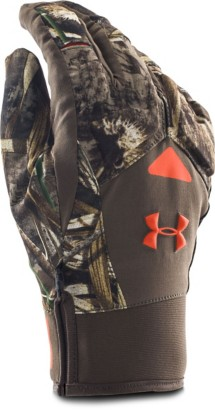 Men's Under Armour ColdGear Infrared Scent Control 2.0 Primer Gloves