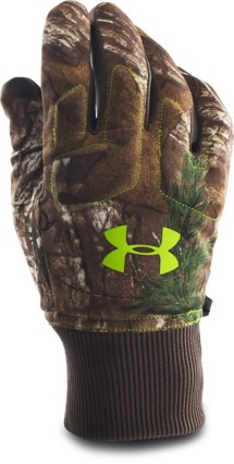 Men's Under Armour Scent Control ARMOUR Fleece Gloves