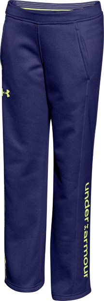 Youth Girls' Under Armour Storm ARMOUR Fleece Pant