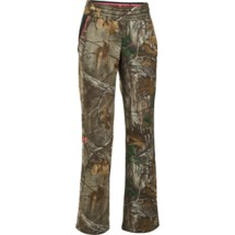 Women's Under Armour Camo ARMOUR Fleece Pants