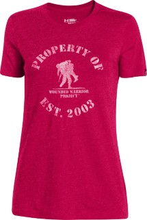 Women's Under Armour WWP Property Of T-Shirt
