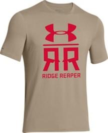 Men's Under Armour Ridge Reaper Logo T-Shirt