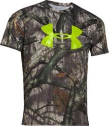 Men's Under Armour Tech Camo T-Shirt